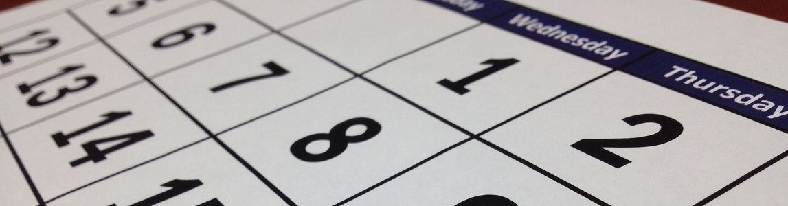 Calendari e scadenze | Sapienza Università di Roma