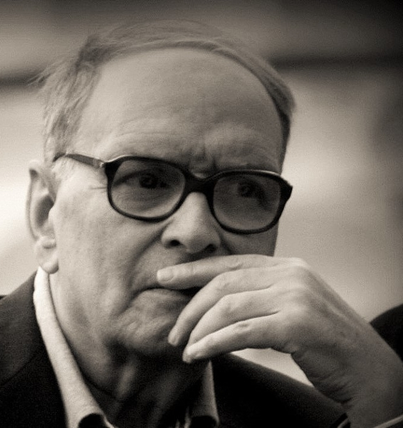 Music and Cinema with Ennio Morricone