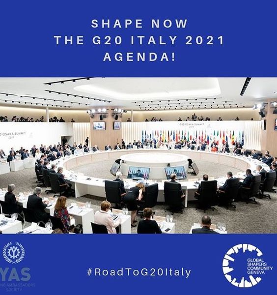 #RoadToG20Italy – A Questionnaire to Define Italy's G20
