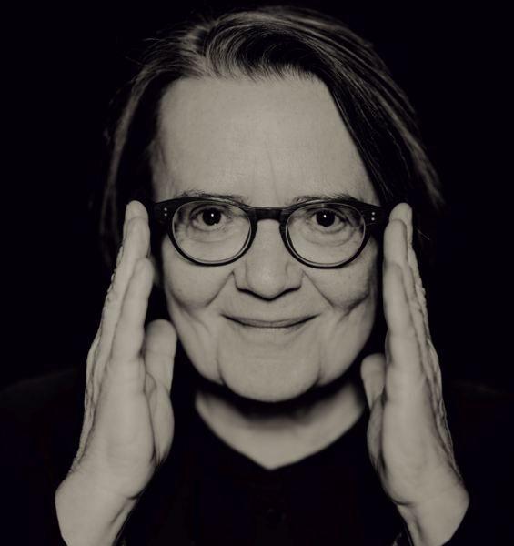Agnieszka Holland at Sapienza