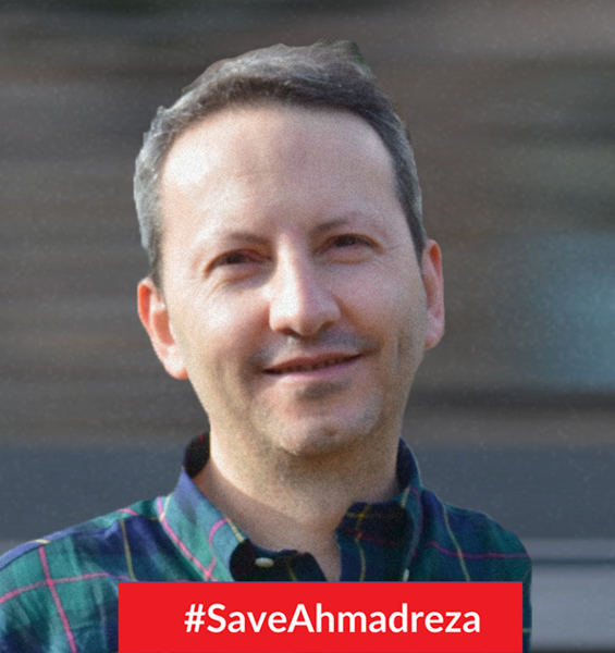 Urgent appeal for Ahmadreza Djalali, detained in Iran since 2016