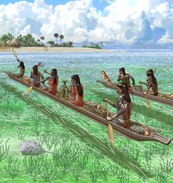 Ancient DNA tells the story of the Caribbean before the Europeans' arrival