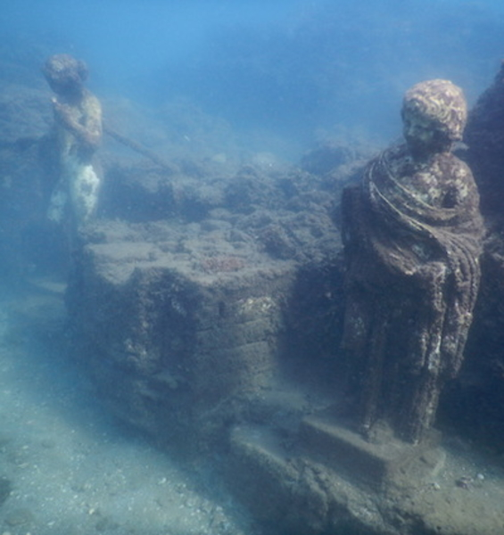 MUSAS - Underwater Archaeology Museums in a documentary broadcast on BBC News
