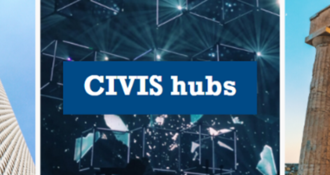 Call for activities - CIVIS HUBS