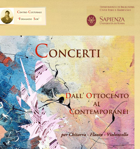Concerts - From the Nineteenth Century to the Contemporary Period