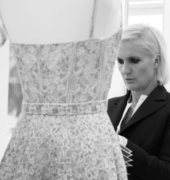 On fashion: art and feminism in the words of Maria Grazia Chiuri