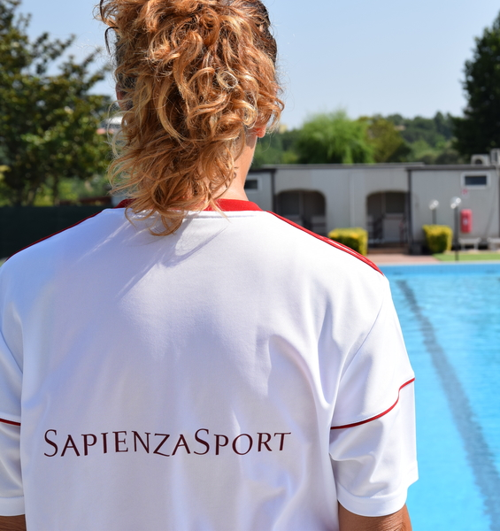 Cool Down at the Sapienza Sports Pool!