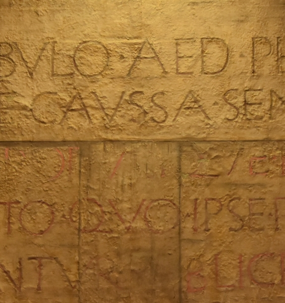 Valeteviatores, digitised Latin epigraphs become a historical video game