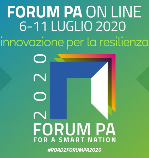 The challenges of Sapienza University after COVID-19. Distance learning and artificial intelligence at the Forum PA