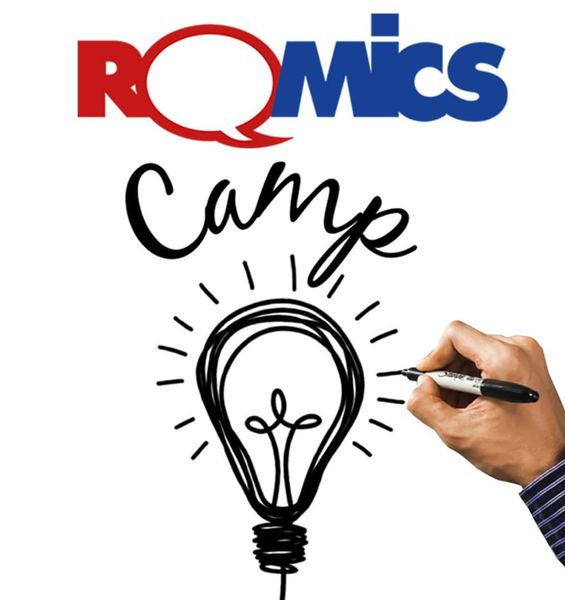 Romics_Camp, la call rivolta ai creativi