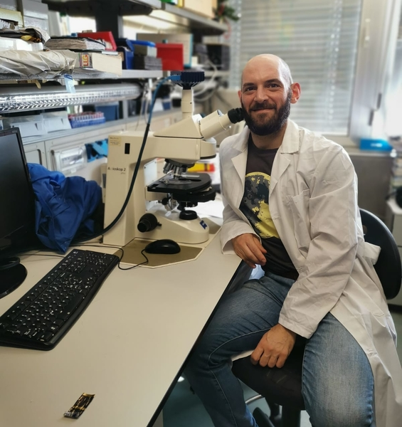 "The ""Antonio Feltrinelli giovani"" Award to a Researcher at the Charles Darwin Department of Biology and Biotechnology"