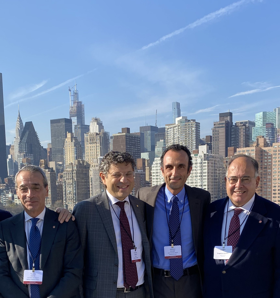 Italian Academic Center Inaugurated in New York
