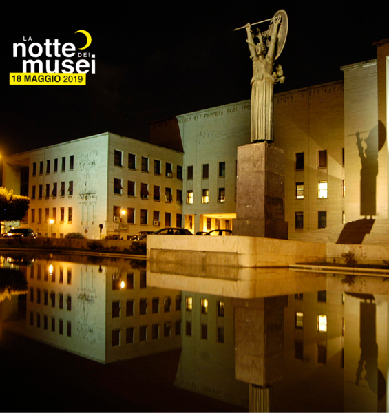 Museum night at the Sapienza University
