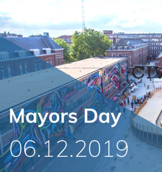 Mayors Day: inaugurato a Bruxelles l