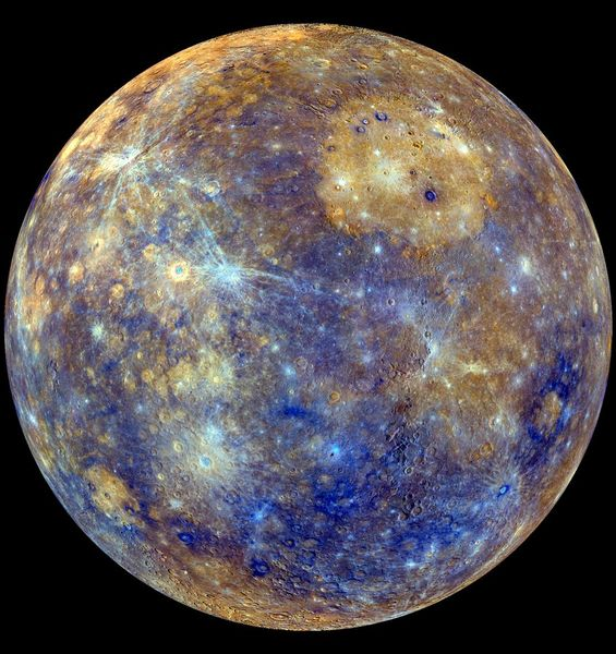 The Solid Heart of Mercury has Been Discovered: the Internal Structure is Similar to the Earth