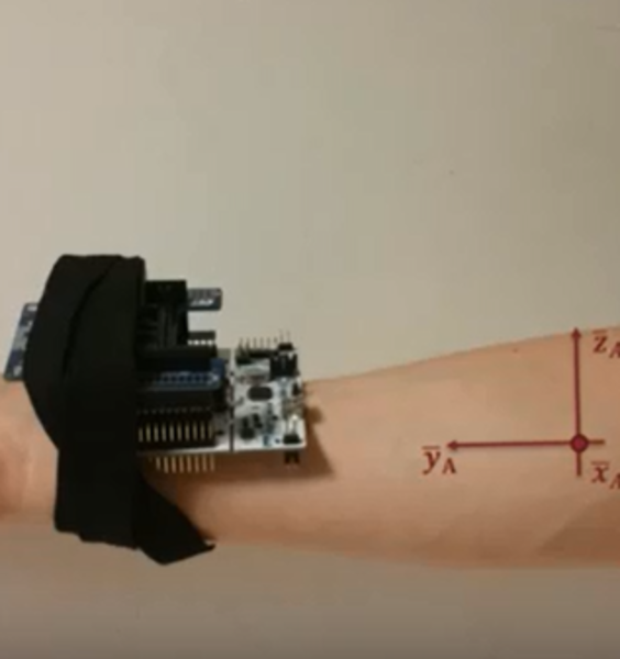 A Prototype for the Self-rehabilitation of the Arm and Forearm