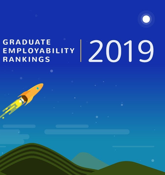 Sapienza Places in Top-100 of the QS Graduate Employability Ranking 2019