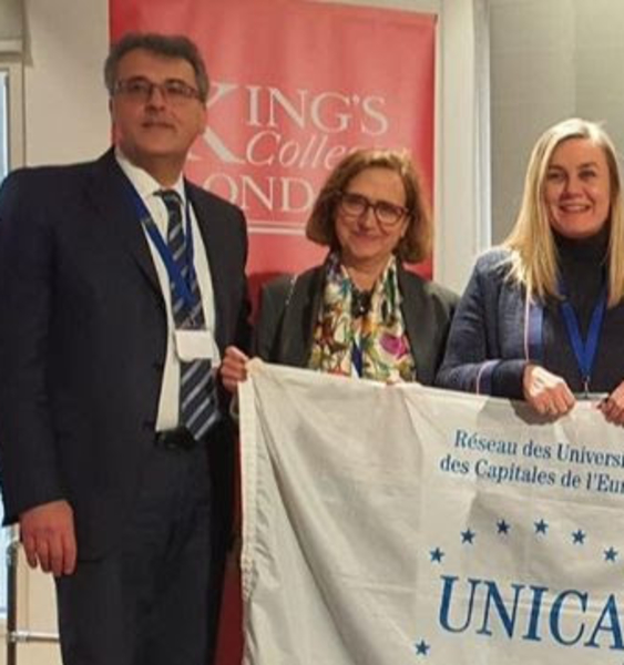 Sapienza Confirmed at Helm of UNICA