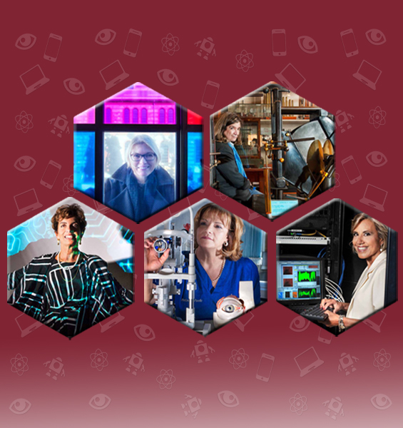 Five Female Scientists from Sapienza in the Una vita da scienziate catalogue. The Faces of the Project #100 experts