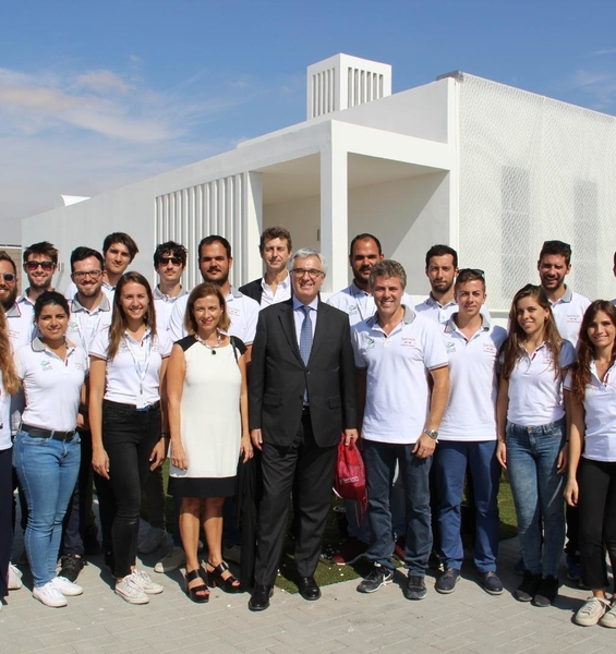 Sapienza Team Wins 6 Medals at the Dubai Solar Decathlon