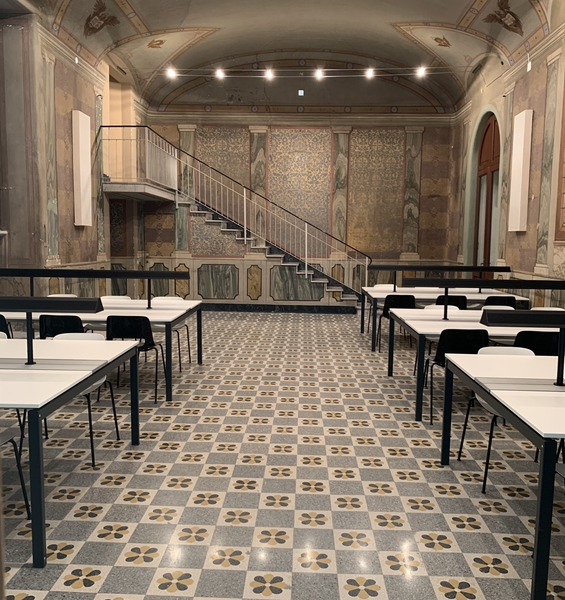 New meeting spaces for students inaugurated