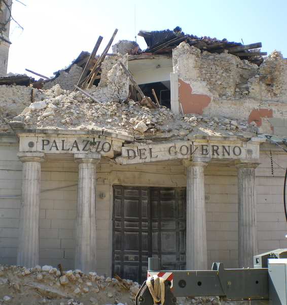 Sapienza Remembers the L'Aquila Earthquake