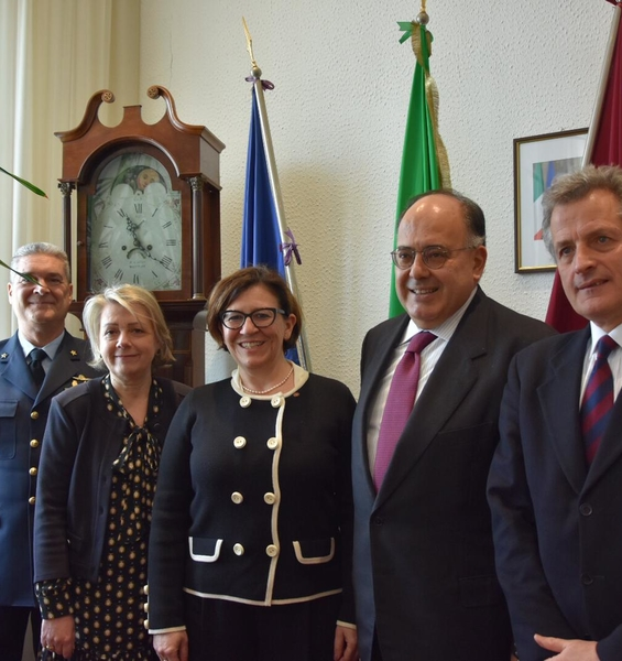 Sapienza and the Italian Ministry of Defence Join Forces to Promote Education on Energetic Efficiency and Renewable Energy Sources