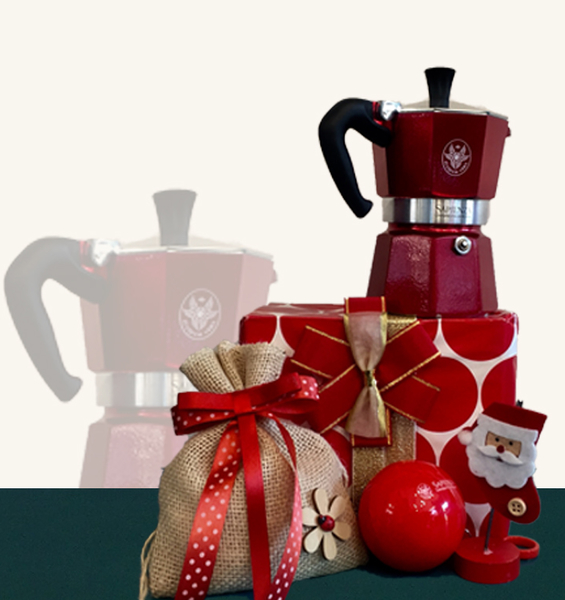 A Sapienza Gift for Christmas: the new Moka Pots are here!